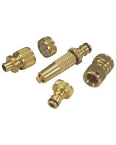 Platinum Range Brass Fittings Set