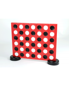 Giant Garden Connect 4