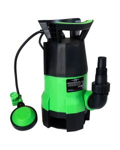 400W Electric Submersible Water Pump For Clean/Dirty Pond Water