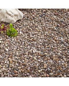 Kelkay Quartzite Pea 20mm Decorative Aggregate, Bulk Bag