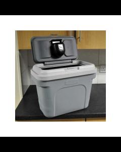 19L Pet or Bird Food Storage Tub