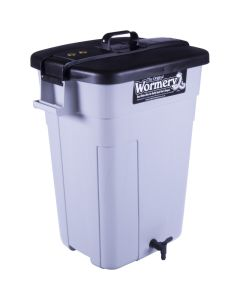 Original Wormery 90L Bin with Lid and Tap.