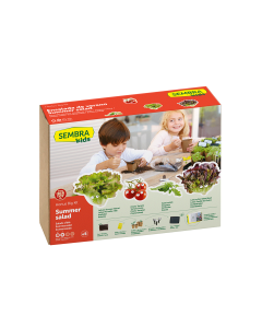 Summer Salad Garden Growing Play Kit