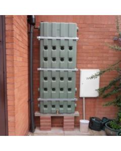 Ultra Slim Wallmounted Garden Tank 235 Litres