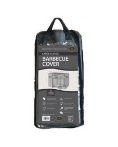 Large Classic Barbecue Cover Black