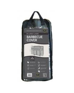 Extra Large Classic Barbecue Cover Black