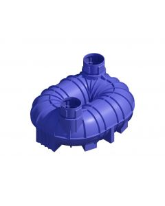 6,800L Twin Neck Non-Potable Underground Tank (Bare Tank Only)