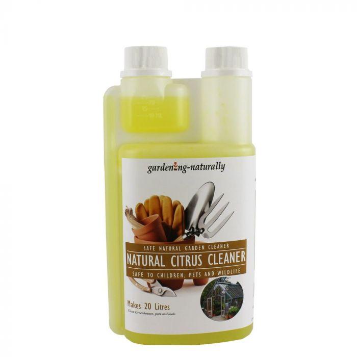 Gardening Naturally Natural Citrus Cleaner For Garden & Greenhouse 500ml