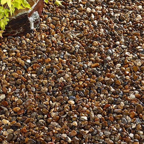 Kelkay Oyster Pearl Pebbles Decorative Aggregate, Bulk Bag