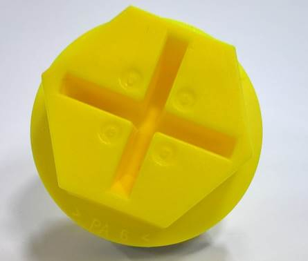 Replacement Yellow Bung for Terracottage Water Butt