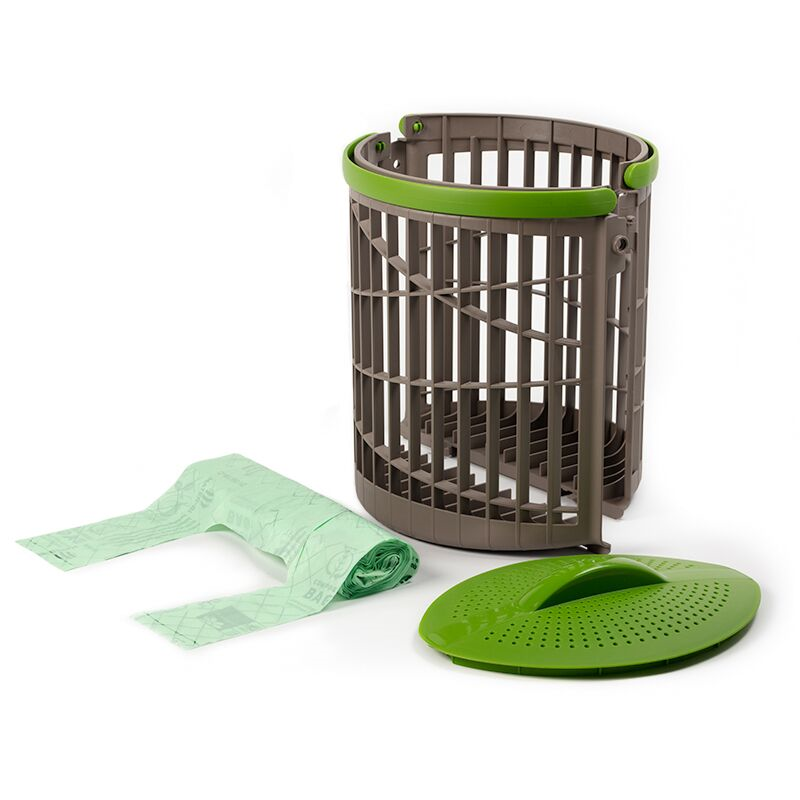Ventimax Food Waste Caddy with Caddy Liners
