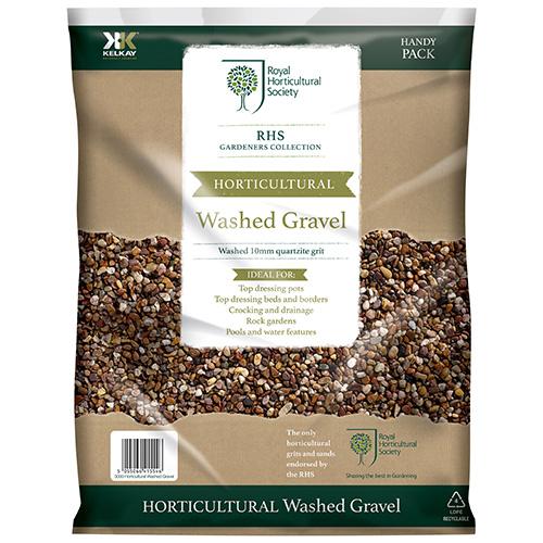 Horticultural Washed Gravel Bulk Bag